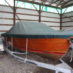 1958 Chris Craft Boat