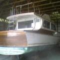 1950 Matthews (Fly Bridge Sedan)Wooden