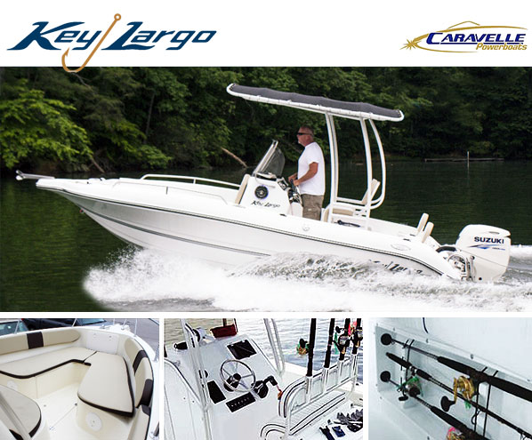 Caravelle Key Largo boat dealer Syracuse NY